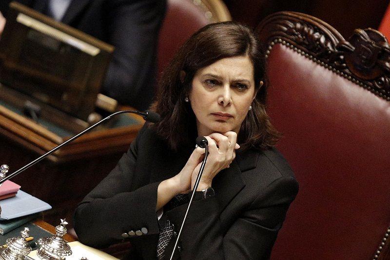 Violenza sulle donne, post shock della Boldrini