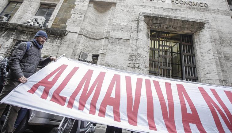 Almaviva chiude la sede di Roma, lettere di licenziamento per 1.666 lavoratori