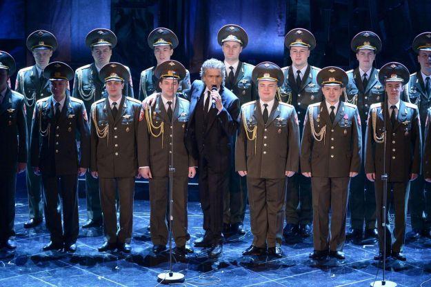 Aereo russo caduto: decimato il Coro dell'Armata Rossa FOTO