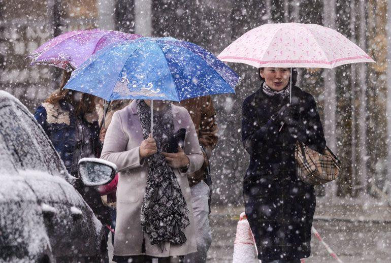 Pericolo nevicate in Campania: l'allerta meteo della Protezione civile