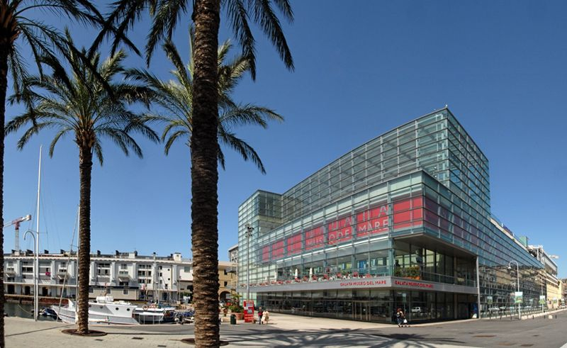 Allarme bomba al Museo del Mare: fatta brillare una valigetta sospetta