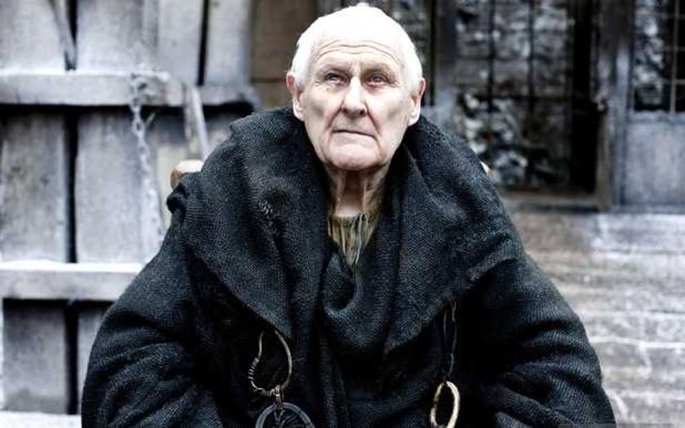 Addio a Peter Vaughan, il maestro Aemon Targaryen di Game of Thrones