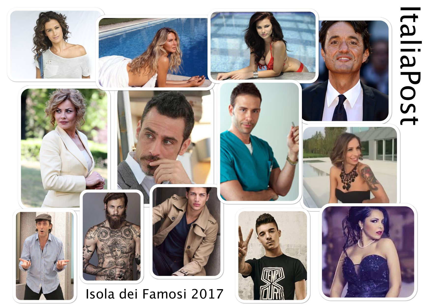 Isola dei Famosi 2017 cast concorrenti: chi è Nancy Coppola