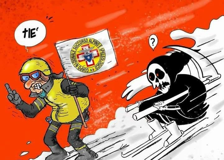 La vignetta di Charlie Hebo sulla tragedia del Rigopiano: è polemica