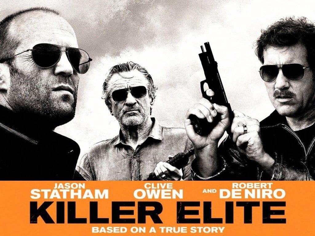 Killer Elite su Rai 2 (13 febbraio 2017): Tramae Cast