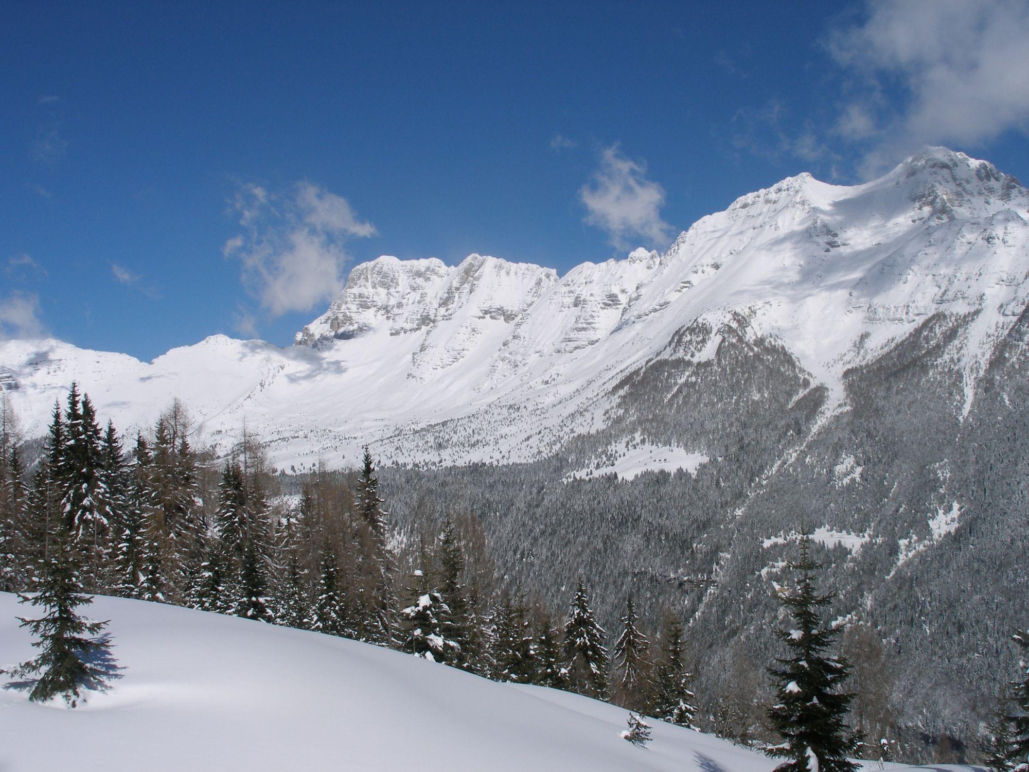 Alpi Giulie, valanga a Sella Nevea: 2 Feriti e 6 Illesi