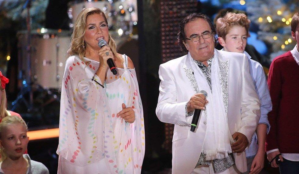 Al Bano e Romina insieme per tre concerti evento