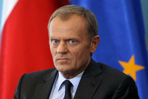 Tusk riconfermato presidente del Consiglio Ue