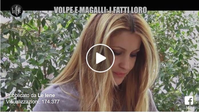 Adriana Volpe querela Magalli: